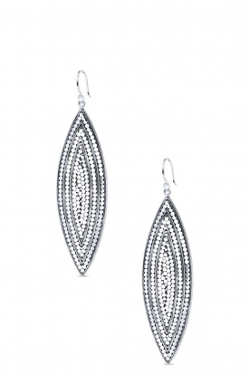 Close to Zen | 925 sterling silver earrings Moondancer | silver