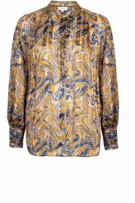 Dante 6 | Blouse with print Collyn | multi