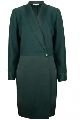Dante 6 | Wrap dress Marigold | green