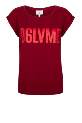 Dante 6 | T-shirt Love Me | red