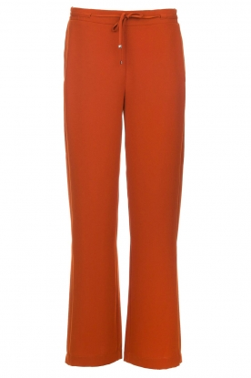 Dante 6 |  Trousers with drawstring Noraly | orange