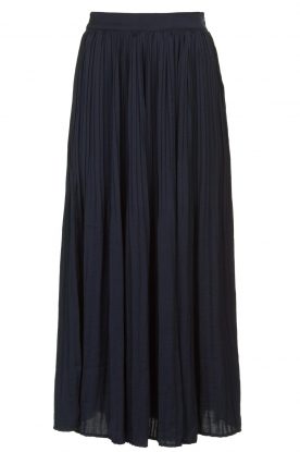 JC Sophie |  Folded maxi skirt Becky | blue