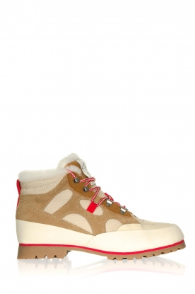Toral | Leather sneakers Refilla | natural