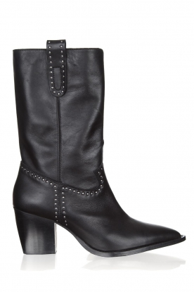Toral | Leather boots Eleseo | black