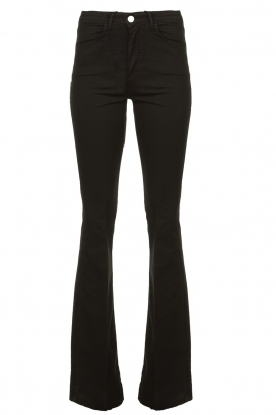 Kocca |  Flared jeans Toshi | black