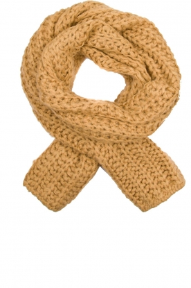 Be Pure | Scarf Milou | camel