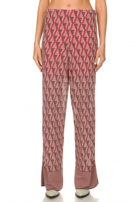 Kocca |  Pallazzo trousers Hill | multi