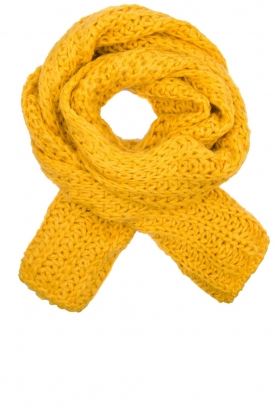 Be Pure | Scarf Milou | gold