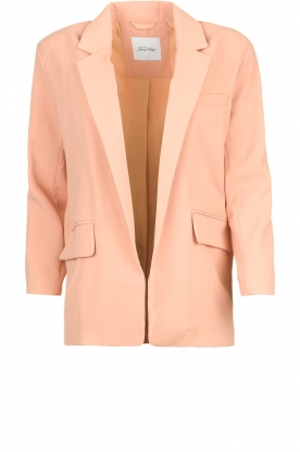 American Vintage | Oversized blazer Dida | nude