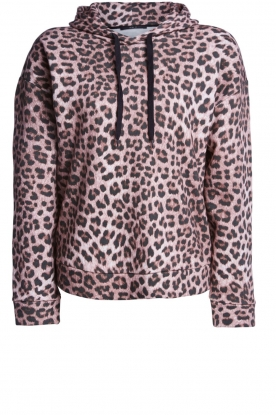 Set |  Sweater with leopard print Ria | animal print