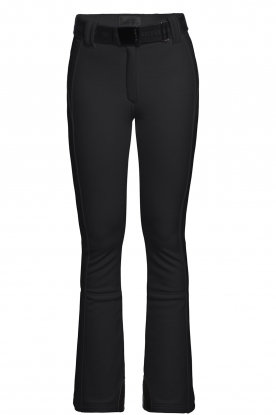 Goldbergh |  Ski pants with belt Pippa | black