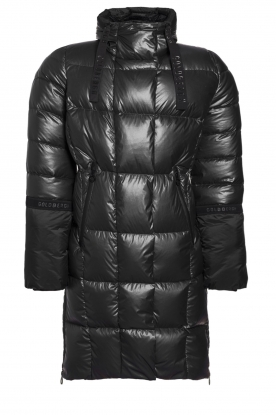 Goldbergh |  Long down jacket Gisunn | black
