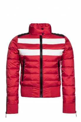Goldbergh |  Ski down jacket Eydis | red