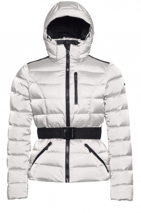 Goldbergh |  Down ski jacket Soldis | natural