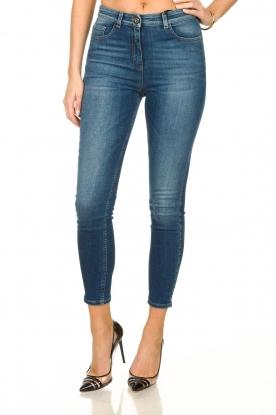 ELISABETTA FRANCHI |  Skinny jeans Paradiso | blue