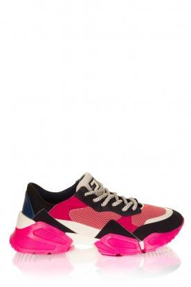 ELISABETTA FRANCHI |  Chunky sneaker Gelato | pink