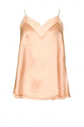 IRO |  Silk top Berwyn | nude