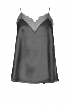 IRO |  Silk top Berwyn | grey