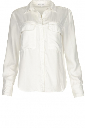Bella Dahl |  Blouse Miria | white