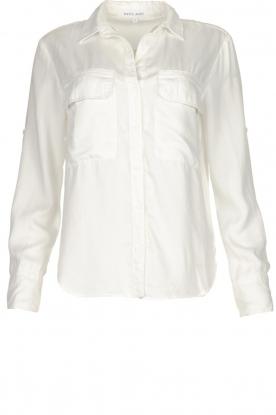 Bella Dahl |  Classic blouse Miria | white