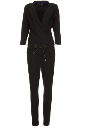 D-ETOILES CASIOPE |  Jumpsuit with belt Sienna | black