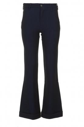 Lois Jeans | L34 Pantalon Silvia | donkerblauw
