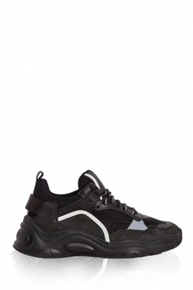 IRO |  Chunky sneakers Curve Runner | black