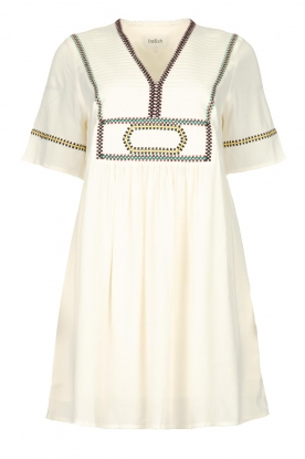 ba&sh |  Embroidered dress Talia | naturel