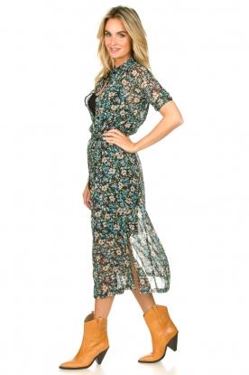 Look Midi-jurk met bloemenprint Hayden