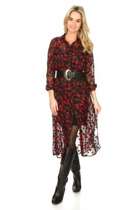 Look Floral midi dress Helen