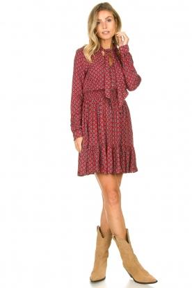Look Print dress Elia