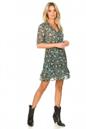 Look Floral dress Emily
