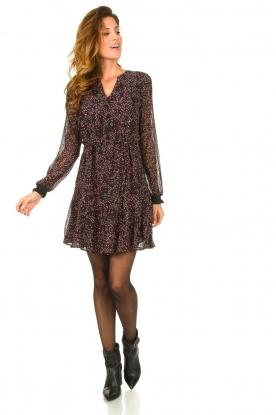 Look Print dress Anja