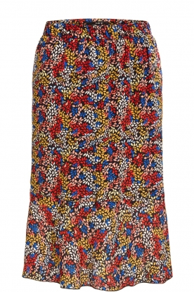 Set |  Skirt with floral print Flowerbomb | print