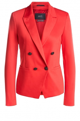 Set |  Blazer Lisa | red