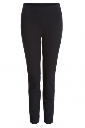 Set |  Legging Zipper | black