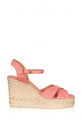 Castaner |  Wedges Blaudell | pink
