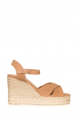 Castaner |  Wedges Blaudell | natural