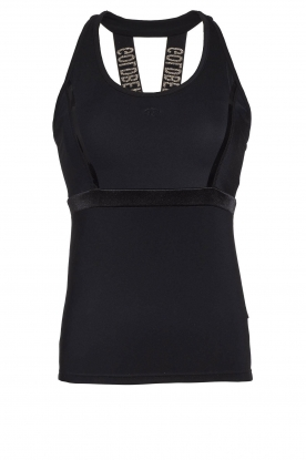 Goldbergh | Sport top Nathaly | black