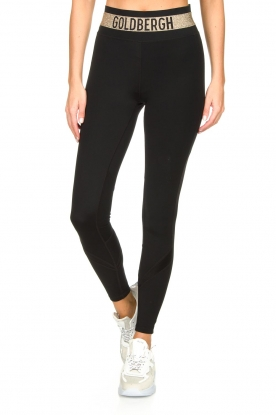 Goldbergh | Sports pants Liv | black