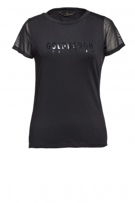 Goldbergh |Sports top Milly | black