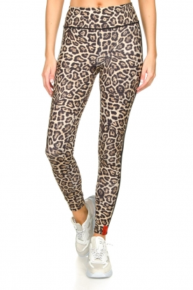 Goldbergh | Sports legging Sanne | animal print