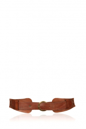 Rabens Saloner | Waist belt Sille | brown