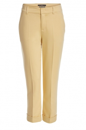 Set |  Pantalon Nathalie | yellow