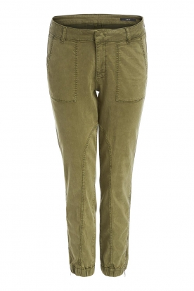 Set | Combat pants James | green