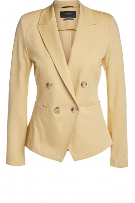 Set |  Blazer Anna | yellow