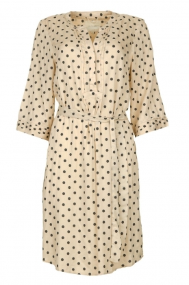 Lolly's Laundry | Polkadot dress Amanda | natural