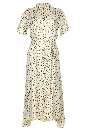 Lolly's Laundry | Dress with dots Dolly | white