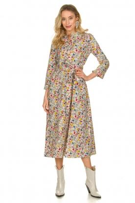 Lolly's Laundry |  Printed maxi dress Harper | multi