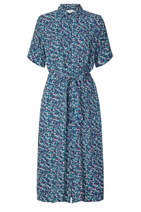 Lolly's Laundry | Printed midi dress Blake | print